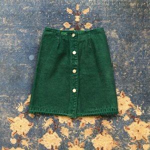Vintage Guess Denim Skirt 23